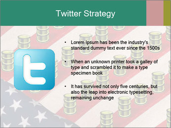 Oil Production PowerPoint Template - Slide 9