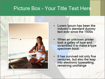 Young woman PowerPoint Templates - Slide 13