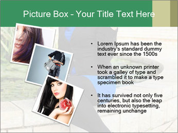 Young woman PowerPoint Templates - Slide 17