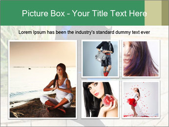 Young woman PowerPoint Templates - Slide 19