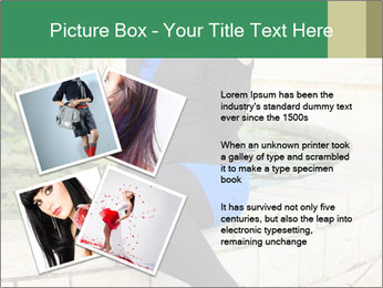 Young woman PowerPoint Templates - Slide 23