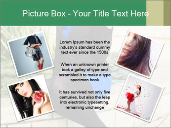 Young woman PowerPoint Templates - Slide 24