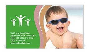 0000087495 Business Card Template