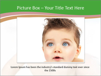 Cheerful baby PowerPoint Templates - Slide 16