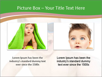 Cheerful baby PowerPoint Templates - Slide 18