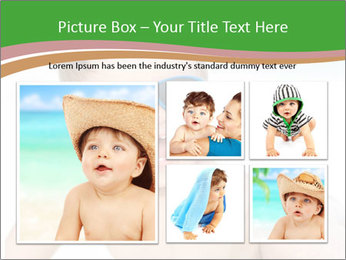 Cheerful baby PowerPoint Templates - Slide 19