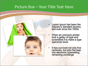 Cheerful baby PowerPoint Templates - Slide 20