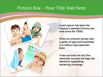 Cheerful baby PowerPoint Templates - Slide 23
