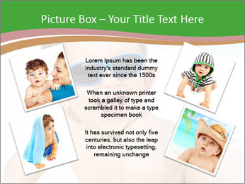 Cheerful baby PowerPoint Templates - Slide 24