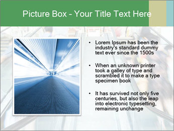 Escalator PowerPoint Templates - Slide 13