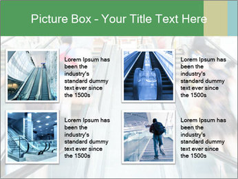 Escalator PowerPoint Templates - Slide 14