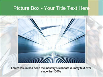 Escalator PowerPoint Templates - Slide 15