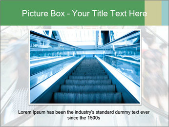 Escalator PowerPoint Templates - Slide 16