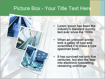 Escalator PowerPoint Templates - Slide 17