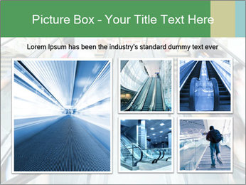 Escalator PowerPoint Templates - Slide 19