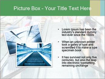 Escalator PowerPoint Templates - Slide 20