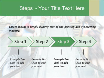 Escalator PowerPoint Templates - Slide 4