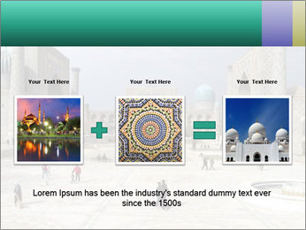 Uzbekistan PowerPoint Template - Slide 22