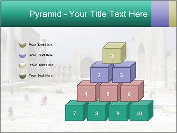 Uzbekistan PowerPoint Template - Slide 31