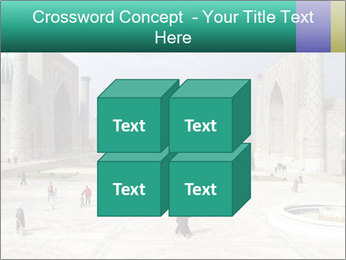 Uzbekistan PowerPoint Template - Slide 39