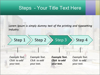 Uzbekistan PowerPoint Template - Slide 4