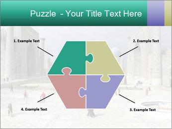 Uzbekistan PowerPoint Template - Slide 40