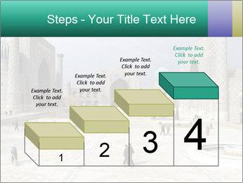 Uzbekistan PowerPoint Template - Slide 64