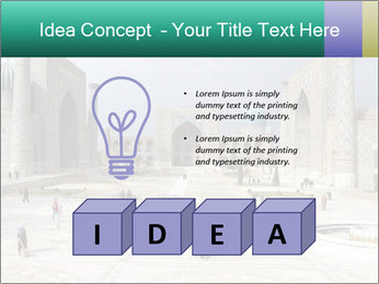 Uzbekistan PowerPoint Template - Slide 80