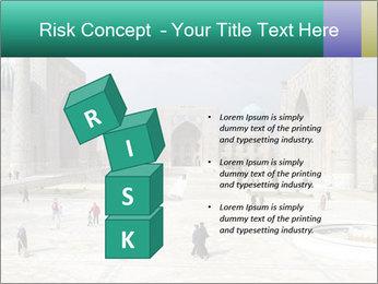 Uzbekistan PowerPoint Template - Slide 81