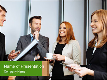 0000087500 PowerPoint Template - Slide 1