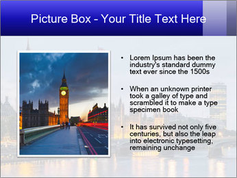 Big Ben and Westminster PowerPoint Templates - Slide 13