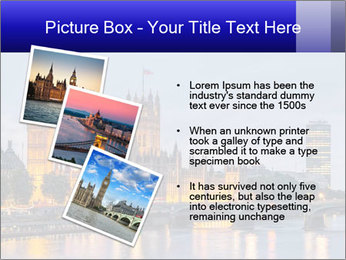 Big Ben and Westminster PowerPoint Templates - Slide 17