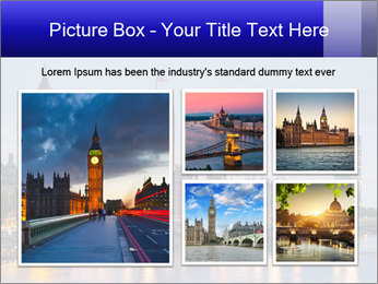Big Ben and Westminster PowerPoint Templates - Slide 19