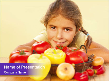 Child PowerPoint Templates