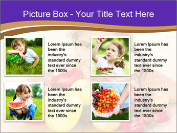 Child PowerPoint Template - Slide 14