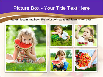Child PowerPoint Template - Slide 19