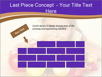 Child PowerPoint Template - Slide 46
