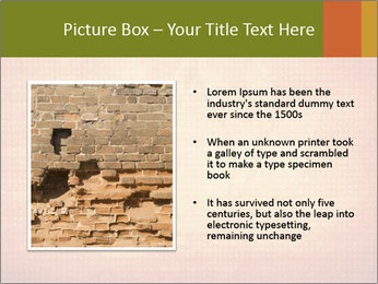 Texture with lotus flower PowerPoint Templates - Slide 13