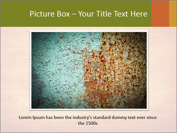 Texture with lotus flower PowerPoint Templates - Slide 15