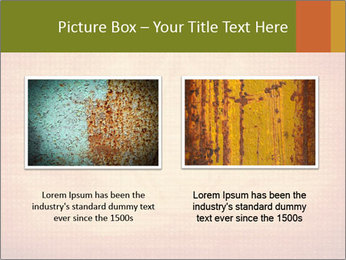 Texture with lotus flower PowerPoint Templates - Slide 18