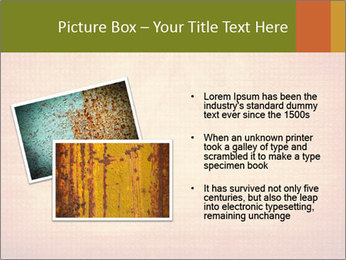 Texture with lotus flower PowerPoint Templates - Slide 20
