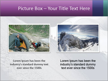 Snowy path PowerPoint Templates - Slide 18