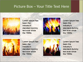 Mine work PowerPoint Template - Slide 14