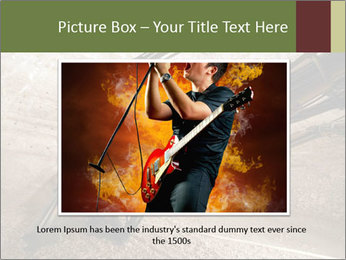 Mine work PowerPoint Template - Slide 15