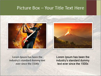 Mine work PowerPoint Template - Slide 18