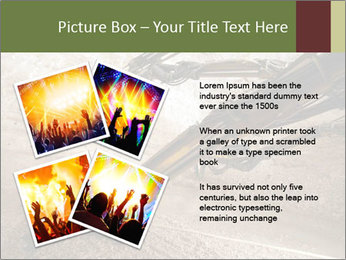 Mine work PowerPoint Template - Slide 23