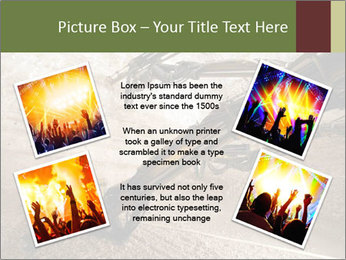 Mine work PowerPoint Template - Slide 24