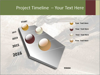 Mine work PowerPoint Template - Slide 26