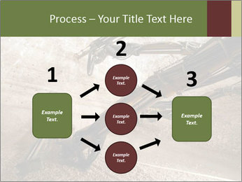 Mine work PowerPoint Template - Slide 92