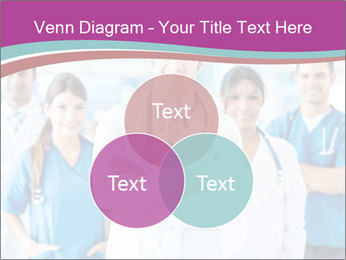 Doctor leading a team PowerPoint Template - Slide 33